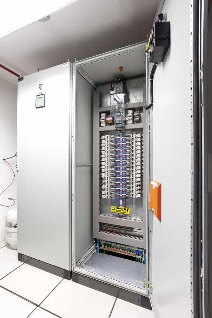 Quadro Elétrico PTTA - projeto elétrico de um Data Center