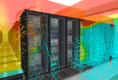 Como eliminar a circulação de ar quente em Data Centers