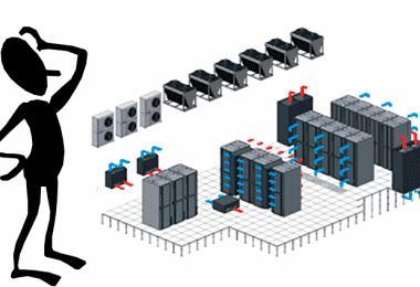 Tipos de refrigeração data center